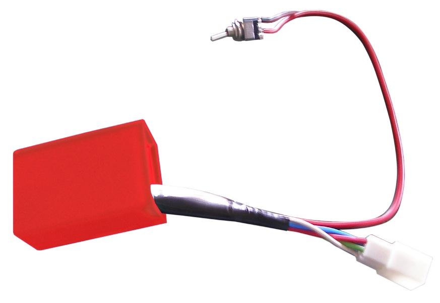 Ηλεκτρονικές κατασκευές μοτοσυκλετών