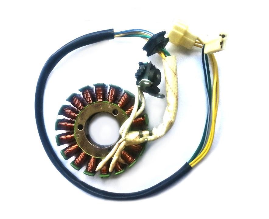 Ηλεκτρικές κατασκευές μοτοσυκλετών